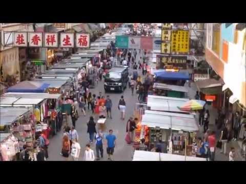 Wandering the streets of Mongkok/Kowloon - Hong Kong on the 24.11.2014