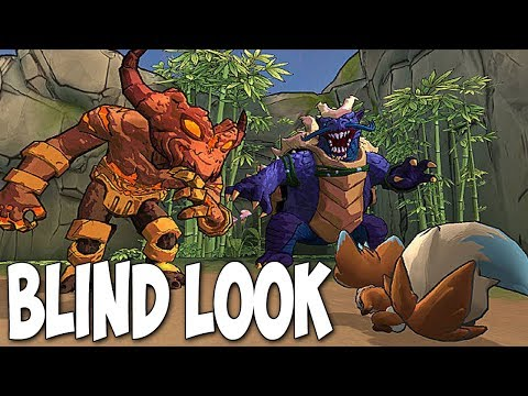 Smite: Blind Legend Of The Foxes Adventure First Look!