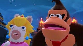 Mario + Rabbids - Donkey Kong Adventure DLC Walkthrough Part 7
