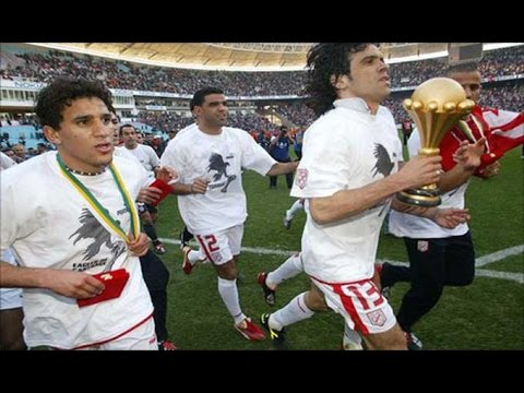 Tunisia - Morocco CAN 2004 Final (2-1) FULL MATCH • • • MATCH COMPLET • • • مباراة كاملة