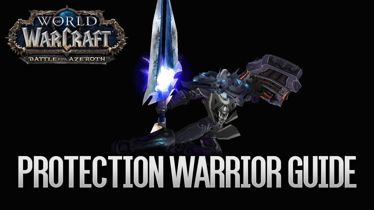 Protection Warrior Guide BFA