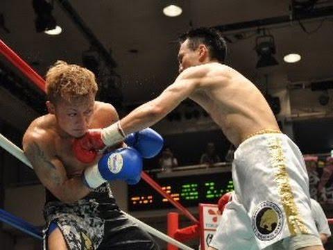 2011年6月9日_2011年6月9日 沼田康司VS塩谷智行 ボクシング 完全版 - YouTube