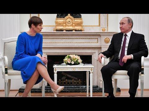 Эстония: претендент на земли России! Интересные факты!
