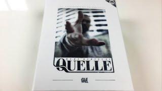 SA4 - NEUE DEUTSCHE QUELLE BOX UNBOXING + GEWINNSPIEL