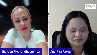 Interview with Ana Rita Reyes about her newly released book, Woman of Hope