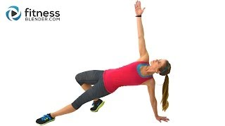 Bodyweight Cardio Calorie Blaster - 30 Minute Cardio Workout at Home