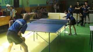 Турнир в Селенгинске, 2013. Финал Семенюк - Давлетханов
