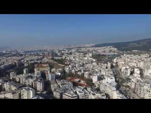 THESSALONIKI BY DRONE