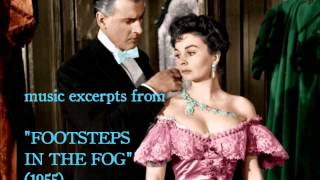 "Benjamin Frankel: music from ""Footsteps in the Fog"" (1955)"