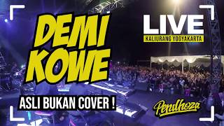 Demi Kowe - Pendhoza (LIVE in Merapi Night Fest 2019 Kaliurang Yogyakarta)
