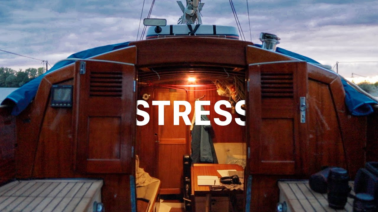 Stress on a boat: a story and some thoughts. [Ep 21]