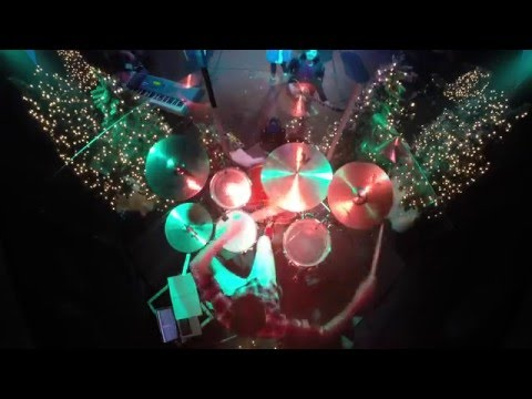 Little Drummer Boy - Live Rock Cover - Drum Cover