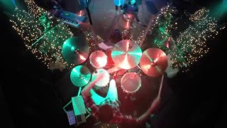 Download Video Little Drummer Boy - Live Rock Cover - Drum Cover MP3 3GP MP4