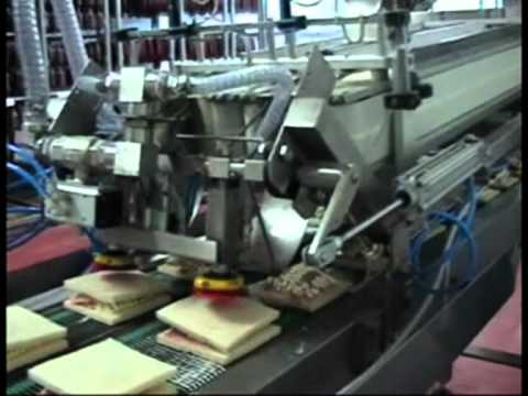 Automated Sandwich Line | Precision Automation & GS Italia