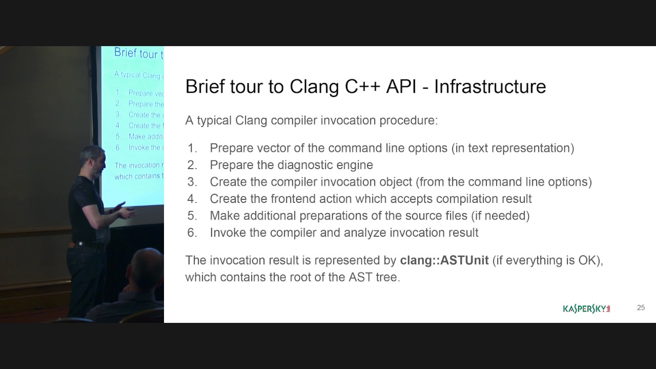 Automatic C++ source code generation with clang - Sergei Sadovnikov [ACCU  2017]