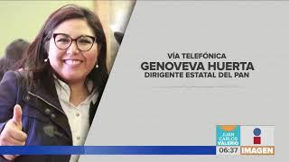 Destitución Marcelo García Almaguer    Noticias con Juan Carlos Valerio