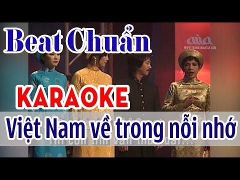 Việt Nam Về Trong Nỗi Nhớ
