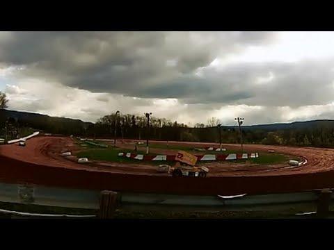 Clinton County Raceway - Practice 2013