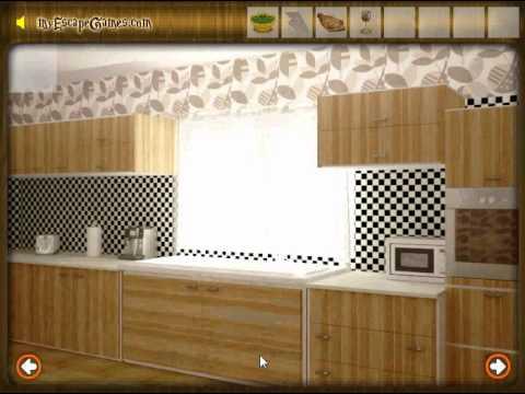 My Kitchen Escape Walkthrough Youtube