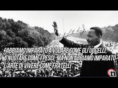 I HAVE A DREAM: Il discorso di Martin Luther King - Notizie.it