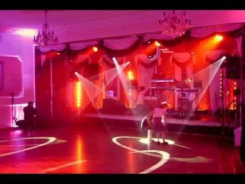 Atrakcje Weselne - oświetlenie dekoracyjne Sal