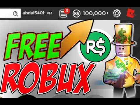 HOW TO GET FREE ROBUX 100% WORKING (2019) #Rbxboost |FREE|NO HUMAN  VERIFICATION|