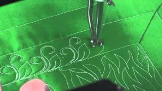 APQS Tutorial: Leaf Tendril
