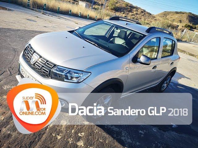 Dacia Sandero GLP 2018 / Al volante / Prueba dinámica / Review / Supermotoronline.com