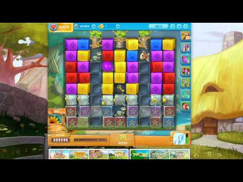 Pet rescue saga pet island 16th may level 4 youtube for Pet island level 4