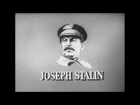 Joseph Stalin - USSR Soviet Union Documentary