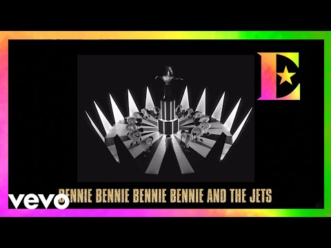 Elton John - Bennie And The Jets (Official Lyric Video)