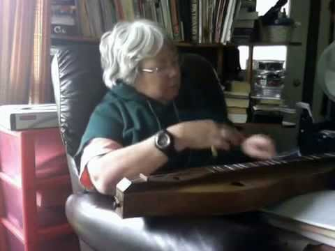 Schuler Butternut Dulcimer Review/Parting Hand Sacred Harp #62