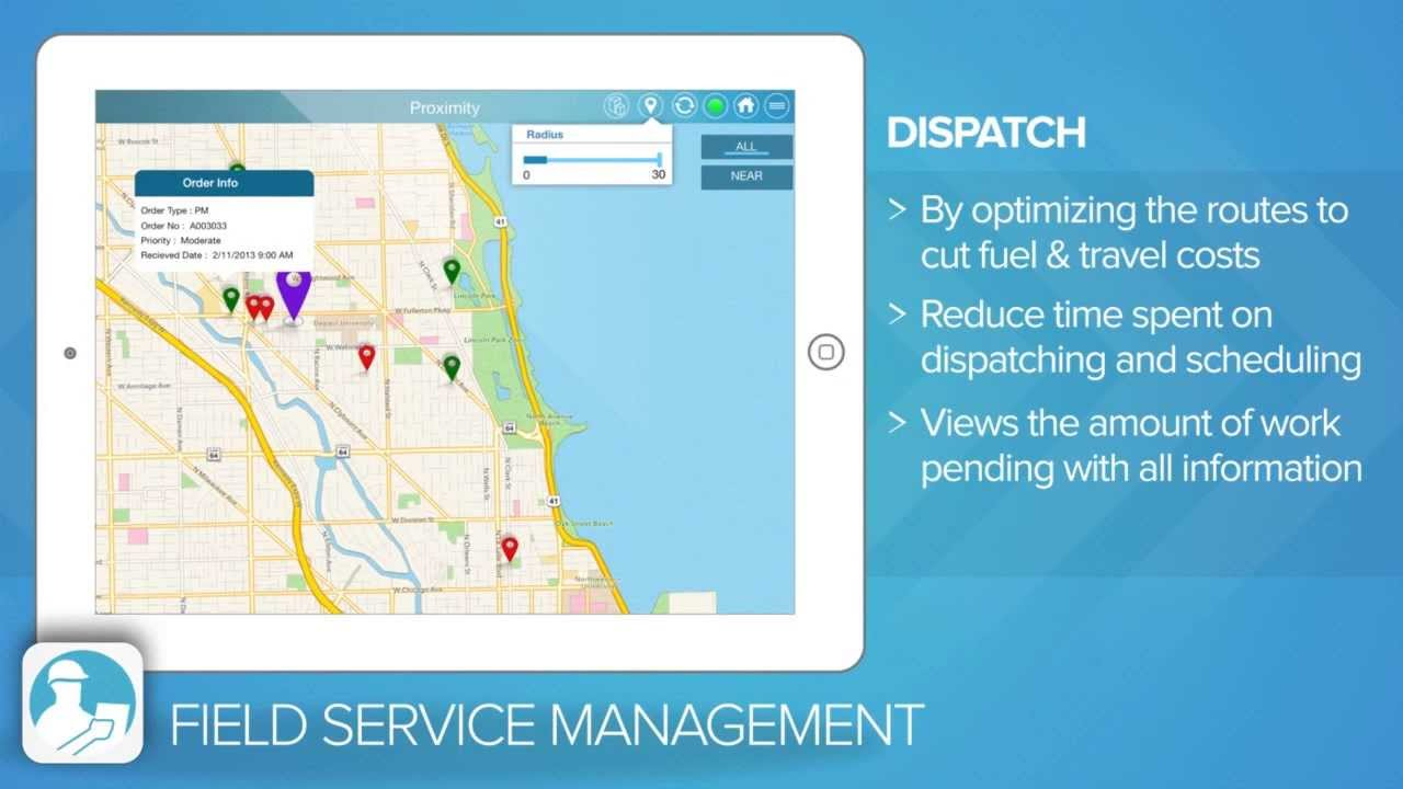 Mobile Field Service Solutions
