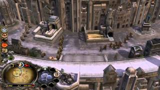 LOTR Battle For Middle Earth 1 - Evil Campaign - Mission 18 - Minas Tirith - The End