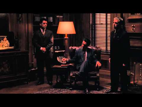 """The Godfather 3"" Best Scene HD"