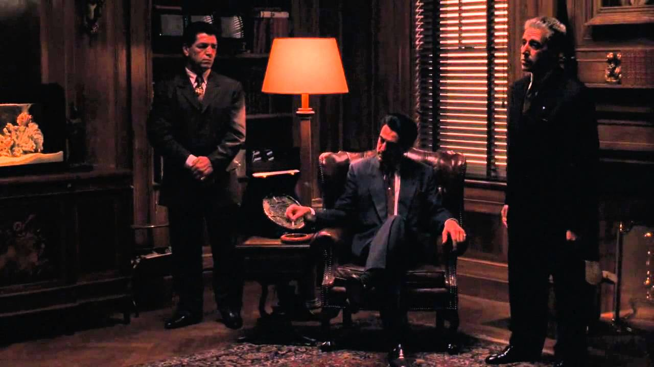an analysis of the character of michael corleone in the godfather by mario puzo Home essays the godfather analysis the godfather analysis and michael corleone who is smart the godfather, by mario puzo.