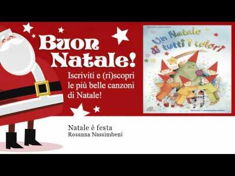Natale E Festa.Rosanna Nassimbeni Natale E Festa