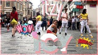 [K-POP IN PUBLIC TURKEY][ENG SUB] ITZY(있지) - ICY Dance Cover [TEAMWSTW]