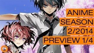 Highschool of the Dead │ Deadman Wonderland │ Anime Season Spring 2014 - Ninotaku Anime News #07