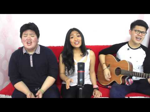 Aku Mau (Once Mekel) - acoustic cover ft. Jason & Julia