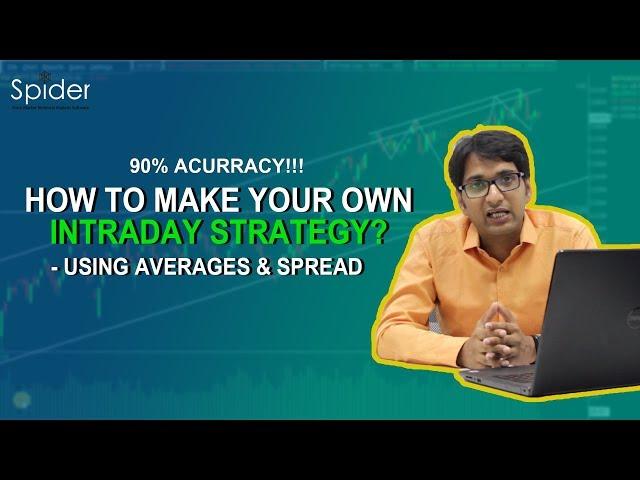Stock Market  मे ख़ुदकी सफल STRATEGY कैसे बनाये | 90% ACCURATE STRATEGY | ADVANCE TRAINING