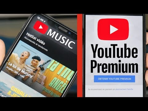 YouTube Music / Premium : Le Test et l'Avis !