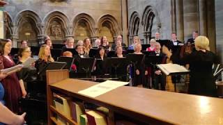 Russkaya Cappella (Glasgow). Summer Concert in memory of Stuart Campbell. 9/06/2018