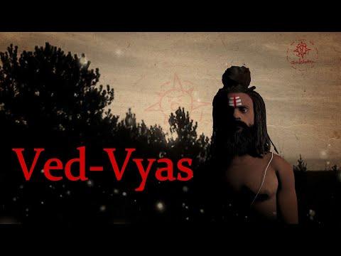 Ved-Vyasa | Men From Mahabharata | Krishna Dwaipayana Vyas