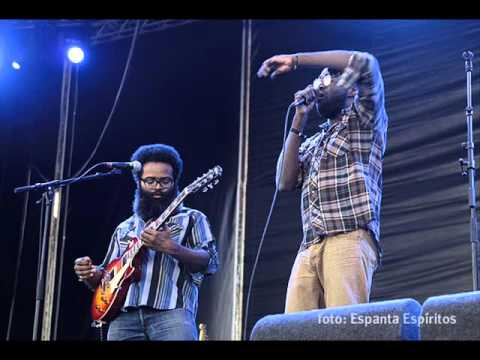 TV On The Radio @  Super Bock Super Rock, Lisboa (2007/07/05) [FULL SHOW]