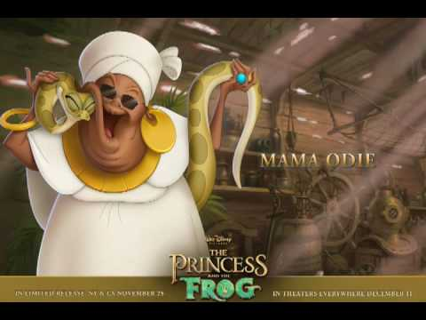 The Princess & the Frog - Dig a Little Deeper / Down in New Orelans (finale) (Full Version)
