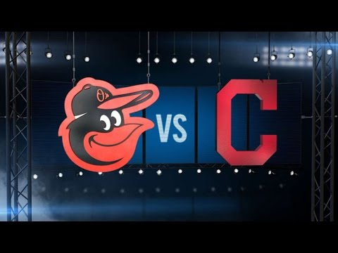 5/29/16: Orioles power past the Indians for the win