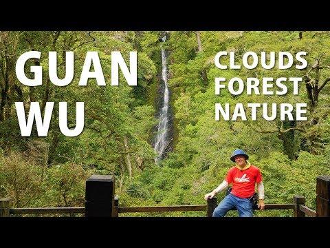 🌲🌄🌻Ruanqiao-Qingquan-GUANWU -- CLOUDS and FOREST :) (軟橋清泉觀霧)