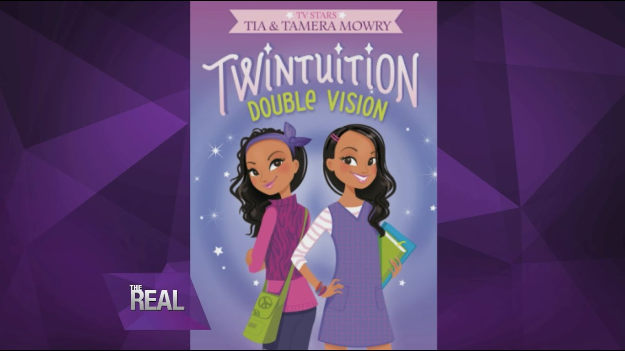 Check Out Tamera & Tia's New Book 'Twintuition Double