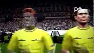 PES 2013 referee BUG